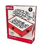 BRIO 340204 Laberinto con 2 Tableros de Juego, BRIO Games, Edad Recomendada 6+