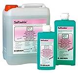 Softaskin 3865070, loción de lavado, 5 L
