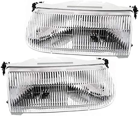 Epic Lighting OE Fitment Replacement Headlights Assemblies Compatible with 1995 2001 Mercury product image