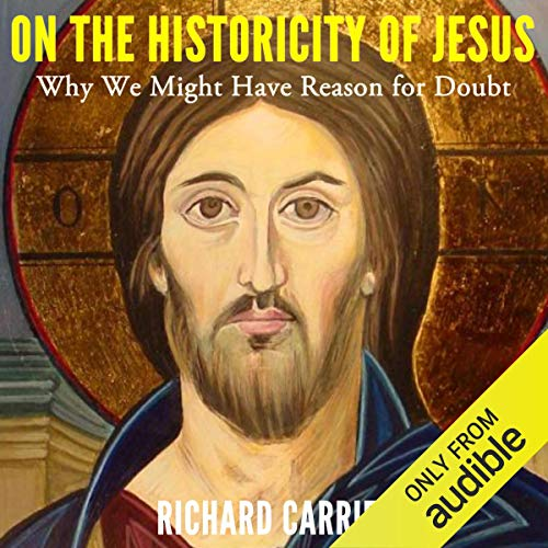 On the Historicity of Jesus cover art