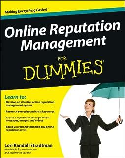 Online Reputation Management For Dummies