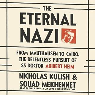 The Eternal Nazi audiobook cover art