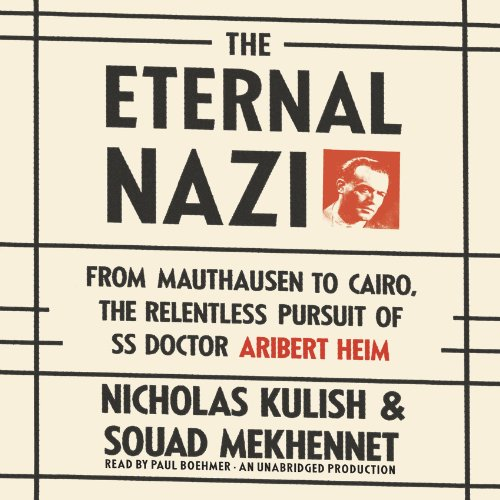 The Eternal Nazi audiobook cover art