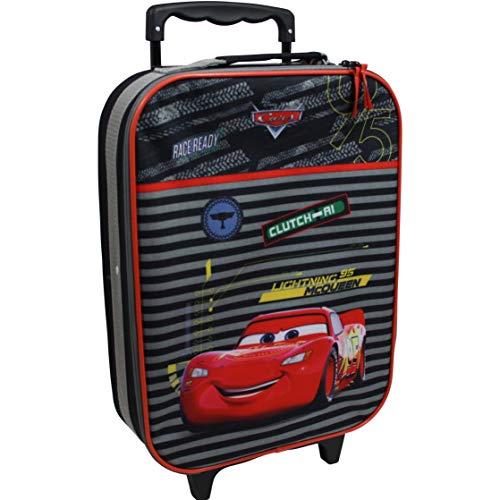 Vadobag Disney Cars Koffer Trolley Kinderkoffer Reisekoffer Auto McQueen Handgepäck 9977