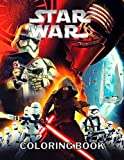 Star War Coloring Book: Over 100 Pages, +50 Hight Quality Coloring Pages Star War