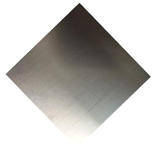 ".040 Clear Anodized Aluminum Sheet 5005 12/"" x 18/"""