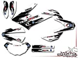 race-styles Pegatinas compatibles con Yamaha XT 660 X (2007-14) Premium Factory Decals KIT