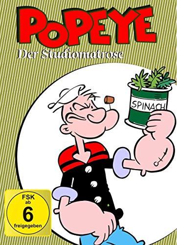 Popeye, der Studiomatrose
