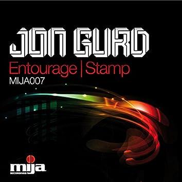 Entourage / Stamp