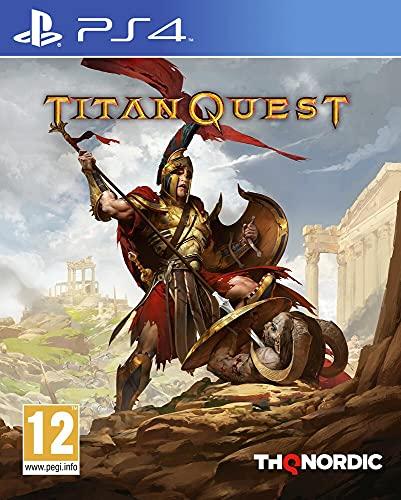 Titan Quest - PlayStation 4 [Edizione: Regno Unito]
