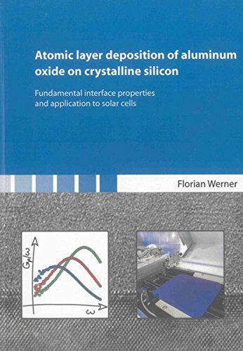 Atomic layer deposition of aluminum oxide on crystalline silicon: Fundamental interface properties and application to solar cells (Berichte aus der Physik)