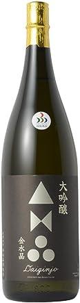 金水晶 大吟醸 [ 日本酒 1800ml ]