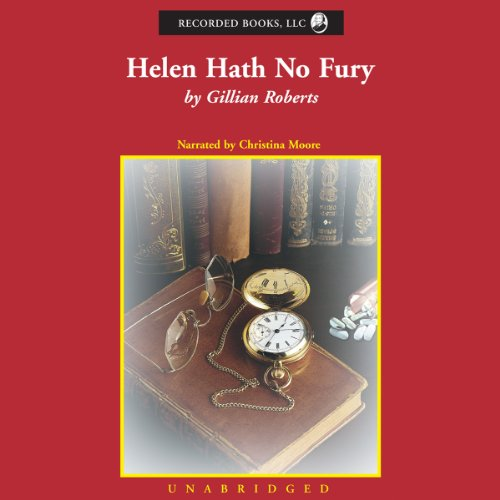 Helen Hath No Fury audiobook cover art