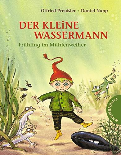 Frühling im Mühlenweiher (Mini) (Der kleine Wassermann)
