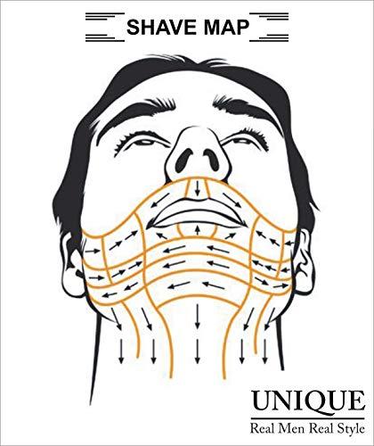 American Wood Stylish Cut Throat Barber Salon Men Shaving Razor +100 Blades