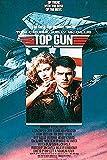 Close Up Top Gun Poster (61cm x 91,5cm) + Original tesa