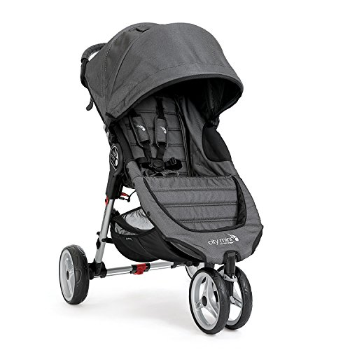 Baby Jogger City Mini 3 - Silla de paseo, color Denim