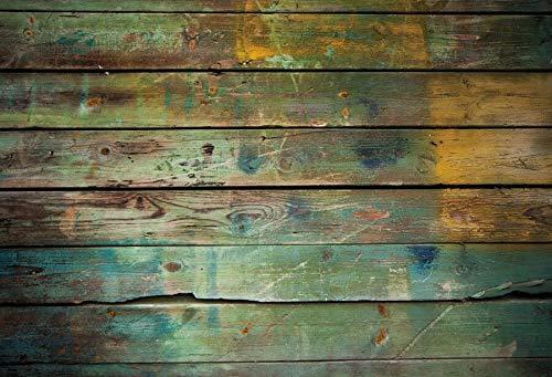 Fondo de Madera Vieja para fotografía, tablones, Tablero, Textura de Madera Dura, patrón de Fiesta, telón de Fondo, sesión fotográfica para Estudio fotográfico A17, 2,7x1,8 m