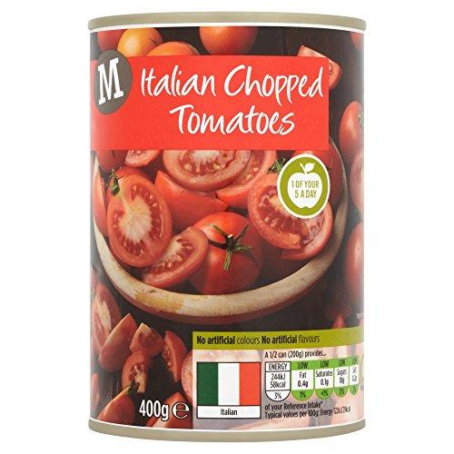 Morrisons Chopped Tomatoes, 400 g