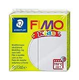 FIMO 8030-80 - Pasta de modelar, color gris claro