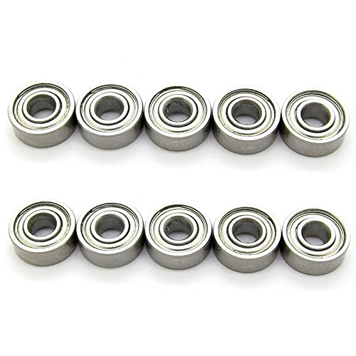 Best 3 0 millimeters ball bearings review 2021 - Top Pick