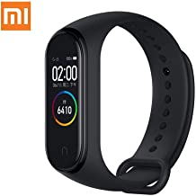 Xiaomi Unisex-Adult Xiaomi Mi Band 4 Fitness Tracker, Global Version