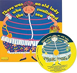 The was an Old Lady who Swallowed the Sea Plus a list of all time favorite children's books, includes a free file