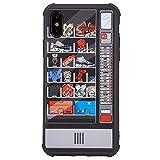 Sneakerhead Vending Machine - TPU Flexible Plastic Protective Case/Cover/Skin/Bumper for iPhone (iPhone 11 Pro)