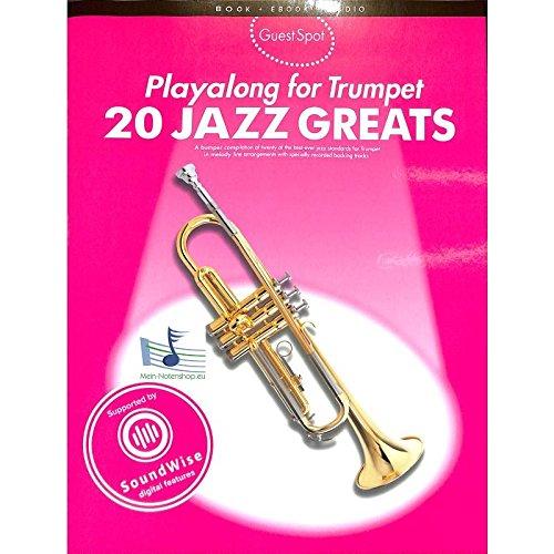 Jazz Greats – HoleSim Long For Trumpet – Partituras