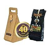 i sapori delle vacche rosse - parmigiano reggiano vacche rosse 40 mesi riserva 1 kg + accessorio omaggio (box regalo)