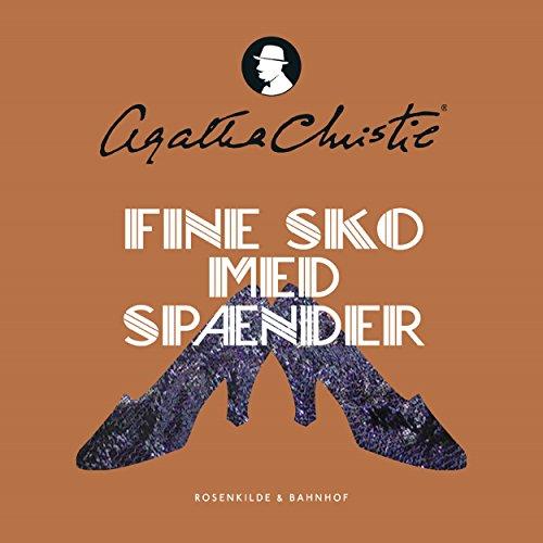 Fine sko med spænder audiobook cover art