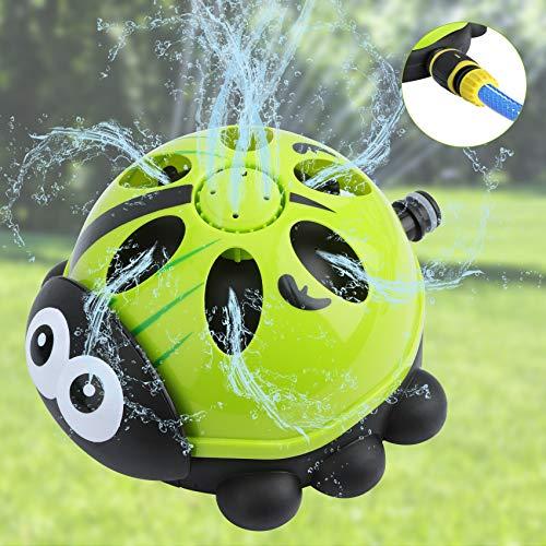 Wassersprinkler, Wassersprinkler Kinder, Wasserspielzeug Kinder, Rasensprenger Kinder,Wassersprinkler Garten Kinder, Sprinkler für Outdoor Garten, Sprinkler Kinder