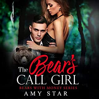 The Bear's Call Girl: A Steamy Paranormal Romance  audiobook cover art