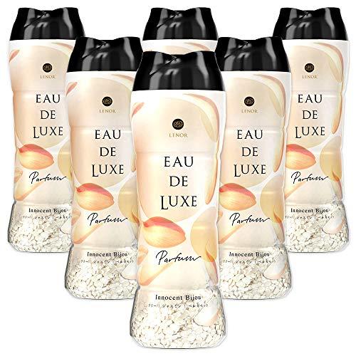 P&G レノア オードリュクス アロマジュエル 香り付け専用ビーズ イノセントビジュの香り 520ml×6個