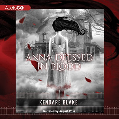 Anna Dressed in Blood cover art