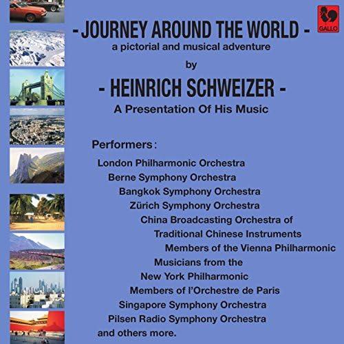 London Philharmonic Orchestra, Zurich Symphony Orchestra & Radio Symphony Orchestra Pilsen
