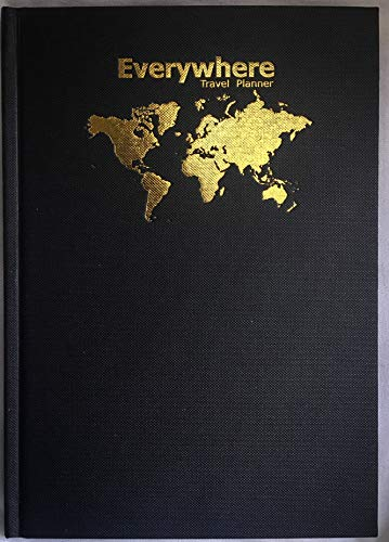 Product Image 1: Everywhere Travel Planner : Travel Gift, Travel Assistant, Travel itinerary, Country Check, State Check.