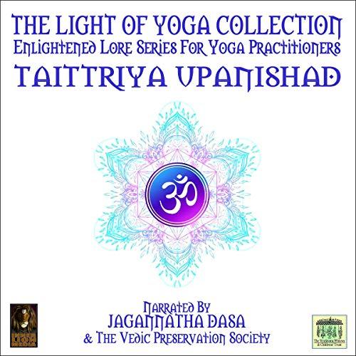 Taittriya Upanishad cover art