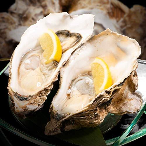 入荷次第発送 さっぽろ朝市 高水 北海道産 生牡蠣 3Lサイズ 計2kg 9〜14個入れ