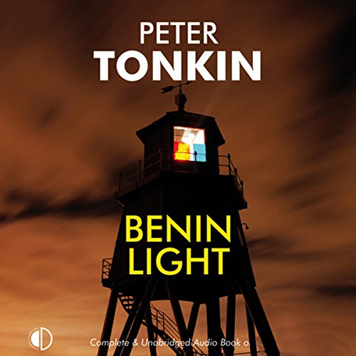 Benin Light audiobook cover art