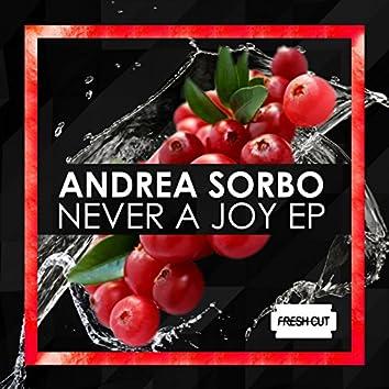 Never a joy