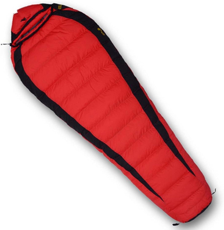 SHUIDAI Nach unten Schlafsäcke im freien , rot , 1200g B06XFK9LPD  Beliebte Empfehlung