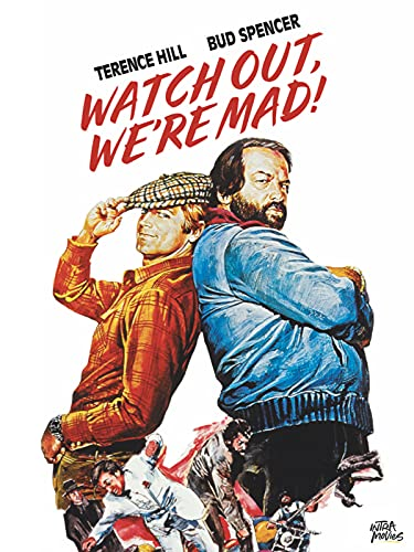 Watch Out, We're Mad!