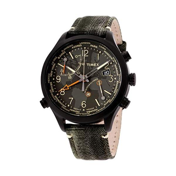Timex Reloj Informal TW2R43200D7
