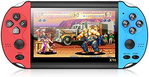 Handheld Game Console Built in 10000 Games Nostalgic Classic Dual Shake X1s 4 3 inch Game Console product image