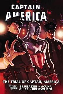 Captain America: The Trial of Captain America (0785151206) | Amazon price tracker / tracking, Amazon price history charts, Amazon price watches, Amazon price drop alerts