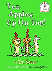 Ten Apple on Top - featured book for the Virtual Book Club for Kids Apple Week
