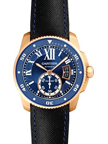 カルティエ Cartier カリブル ドゥ カルティエ ダイバー WGCA0009 新品 腕時計 メンズ (W157583) [並行輸入品]