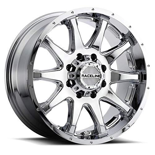 Raceline Wheels 20' Inch Wheel Rim Shift 20X9 20mm 6X139.7/135 Chrome
