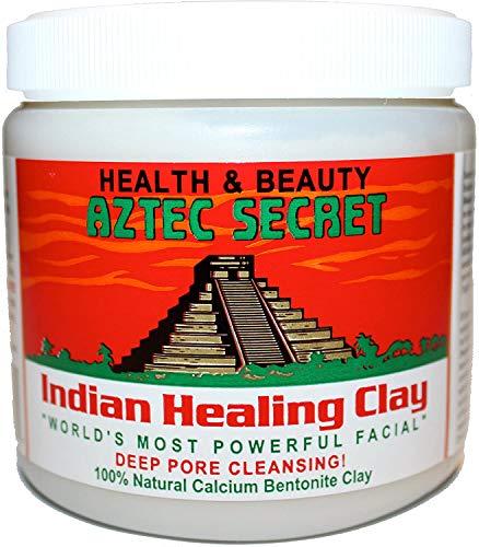 Aztec Secret Indian Healing Clay 1LB Deep Pore Cleansing Facial & Body Mask Version-1